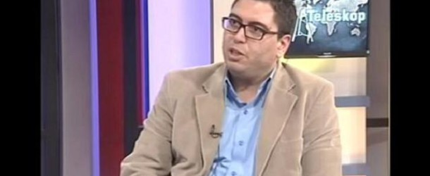YRD. DOÇ. DR. OZAN ÖRMECİ KIBRIS TV'DE KIBRIS MÜZAKERELERİNİ YORUMLADI