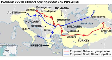 planned south stream