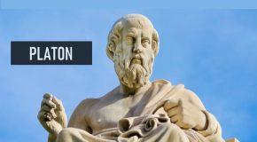 BİR ANTİK YUNAN FİLOZOFU: PLATON (EFLATUN)