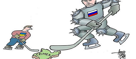 RUSYA GÜVENLİK STRATEJİSİNİ KIRIM'DA UYGULUYOR