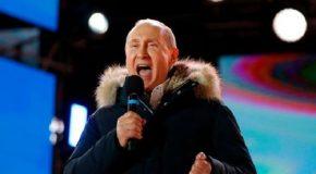 RUSYA SEÇİMLERİ: ZAFER AÇIK ARA PUTİN'İN
