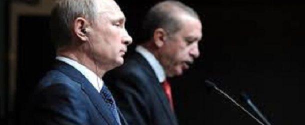 TÜRKİYE-RUSYA İLİŞKİLERİNDE SURİYE'NİN YERİ