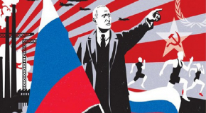 A NEW COLD WAR BETWEEN RUSSIA AND THE WEST?
