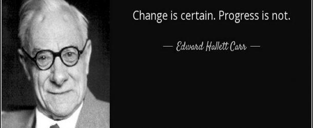 EDWARD HALLETT CARR'DAN 'MİLLİYETÇİLİK VE SONRASI'