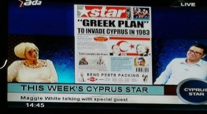 DR. OZAN ÖRMECİ ATTENDED TO MAGGIE WHITE'S CYPRUS STAR THIS WEEK PROGRAM