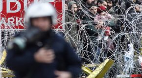 EU'S POLICY TOWARDS MIGRATION CRISIS AT TURKISH BORDER 2020
