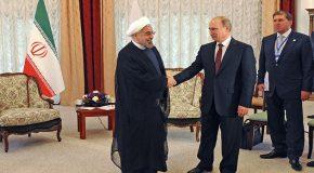 MOSKOVA-TAHRAN EKSENİNDE TAZELENEN NİKAHIN ENERJİ PERSPEKTİFİ