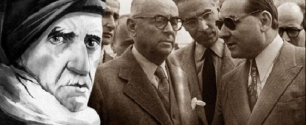 PROF. DR. ŞERİF MARDİN'DEN 'BEDİÜZZAMAN SAİD NURSİ OLAYI'