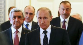 SAINT-PETERSBURG SUMMIT: ILHAM ALIYEV'S RESOLUTE POSTURE