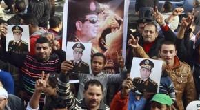 MISIR'DA SİSİ KATILIMIN DÜŞÜK OLDUĞU SEÇİMİ KAZANDI
