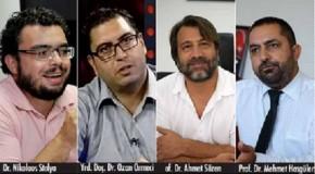 UZMANLAR KIBRIS MÜZAKERELERİNİ ANADOLU AJANSI'NA DEĞERLENDİRDİ: ÇÖZÜME DAHA YAKINIZ