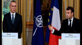 FRANSA CUMHURBAŞKANI EMMANUEL MACRON'UN 'NATO'NUN BEYİN ÖLÜMÜ GERÇEKLEŞMİŞTİR' SÖZÜNÜ KONU ALAN FRANCE 5 KANALI TARTIŞMASI