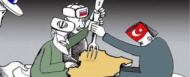 NE ABD, NE DE RUSYA TÜRKİYE'SİZ ORTADOĞU COĞRAFYASINI DİZAYN EDEMEZ