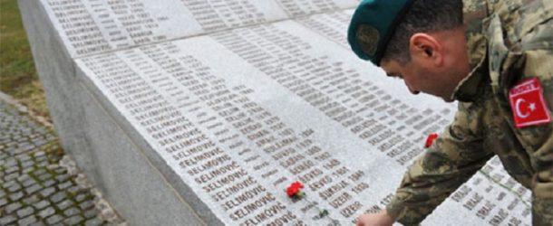 TÜRKİYE'NİN BOSNA HERSEK SAVAŞI'NDAKİ POLİTİKASI