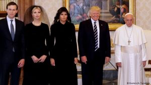 trumps in vatican