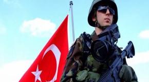 TSK'DAN IŞİD'E HAVA OPERASYONU
