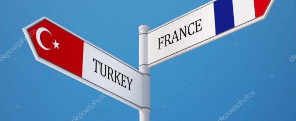 EŞREF HİLMİ AÇIK'TAN 'GEÇMİŞTEN GÜNÜMÜZE TÜRKİYE FRANSA İLİŞKİLERİ'