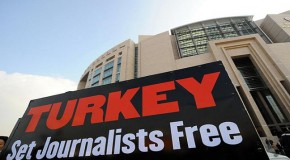 TURKEY: A DIFFICULT COUNTRY FOR JOURNALISTS