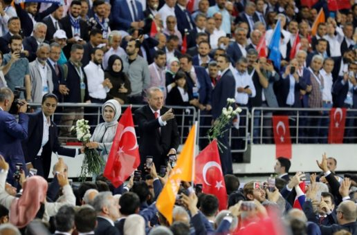 TURKISH POLITICS: CURRENT SITUATION OF POLITICAL PARTIES AND PRESIDENTIAL CANDIDATES