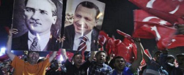 LA POLITIQUE INTERIEURE DE LA TURQUIE : LA CRISE ECONOMIQUE ET LA CONJONCTURE POLITIQUE ACTUELLE