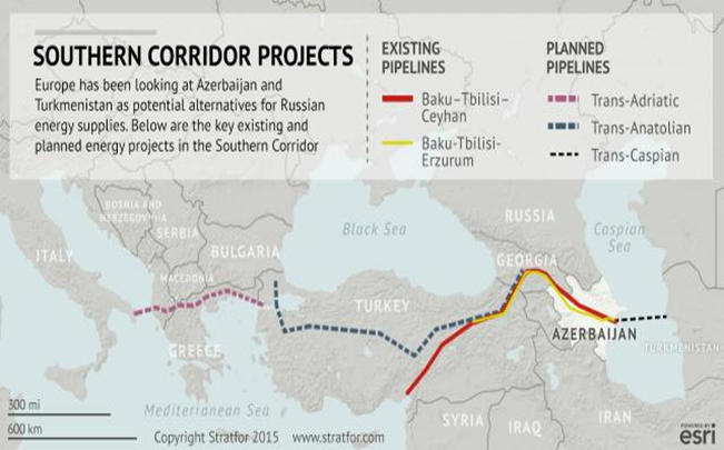 turkmen southern gas