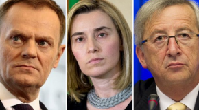 EU IN CRISIS: PURPOSE OF RESHUFFLE IN THE CRISIS