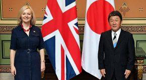 KITALARARASI TİCARET SAVAŞLARI: BİRLEŞİK KRALLIK (İNGİLTERE)-JAPONYA SERBEST TİCARET ANLAŞMASI
