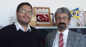 PROF. DR. ULVİ KESER'LE KIBRIS SORUNU MÜLAKATI