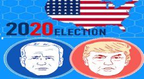 EYALETLERE GÖRE 2020 ABD BAŞKANLIK SEÇİMLERİ