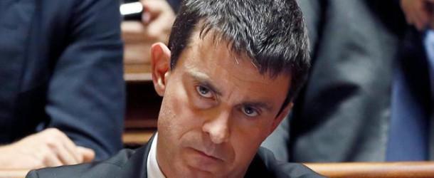 FRANSIZ BAŞBAKANI MANUEL VALLS'İN KABİNE DEĞİŞİKLİĞİ