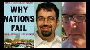 DARON ACEMOĞLU VE JAMES A. ROBINSON'DAN 'ULUSLARIN DÜŞÜŞÜ'