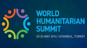 WORLD HUMANITARIAN SUMMIT: AZERBAIJAN'S LARGE EXPERIENCE TO BE SHARED