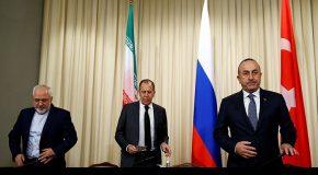 RUSYA, TÜRKİYE VE İRAN'IN ORTAK SURİYE BİLDİRİSİNİN TAM METNİ YAYINLANDI